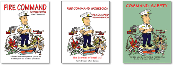Fire Command Book - Alan Brunacini