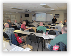 Blue Card Instructor Training Program